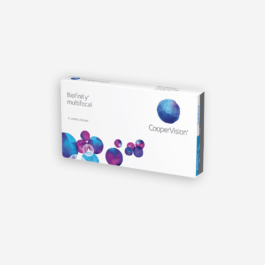 Coopervision-Biofinity Multifocal Monthly x6 Pack- eye lab