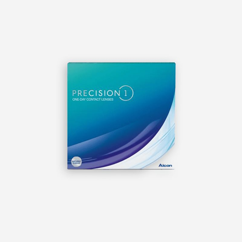 Alcon Precision 1 Dailies - 90 pack