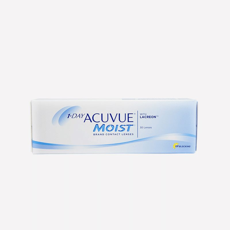 1 day acuve moist- eye lab
