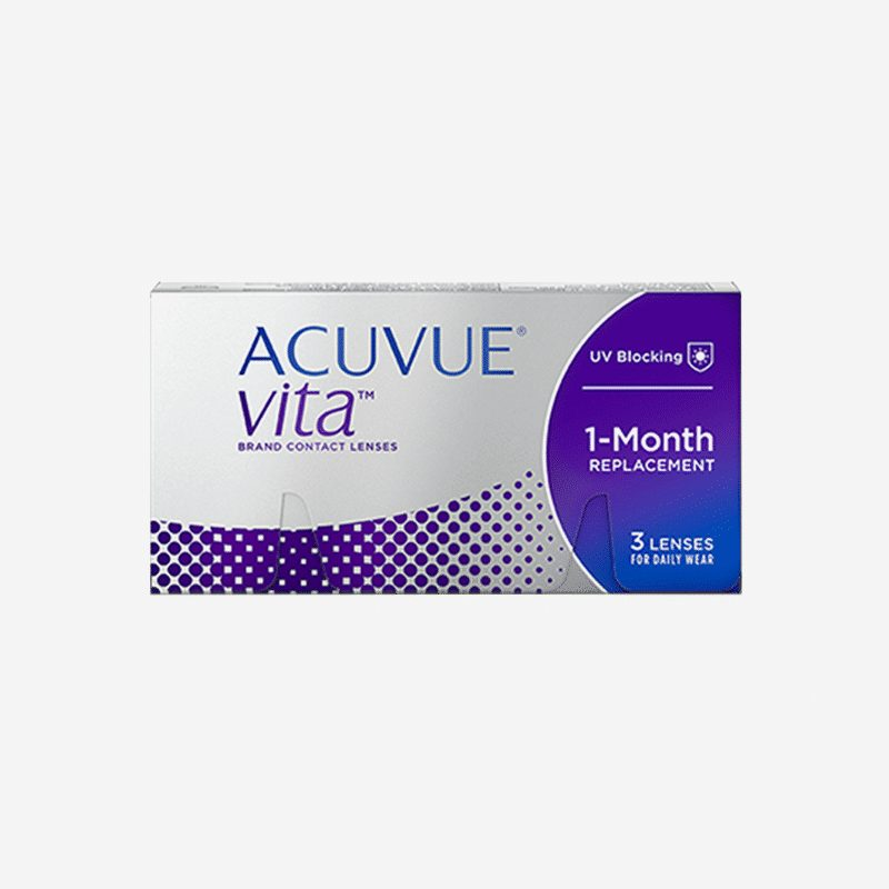 ACUVUE® Vita™-eye lab